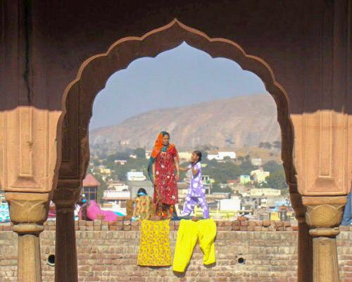 Guided Village Walks in India